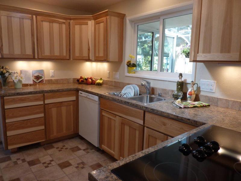 Кухня в готическом стиле (2)