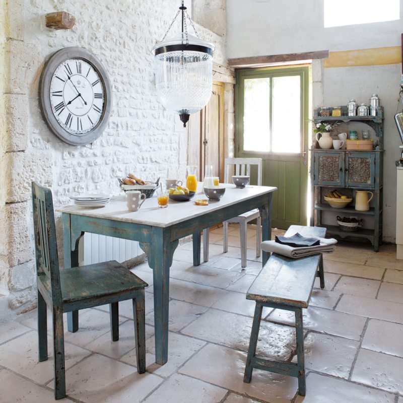 Кухня в готическом стиле (26)