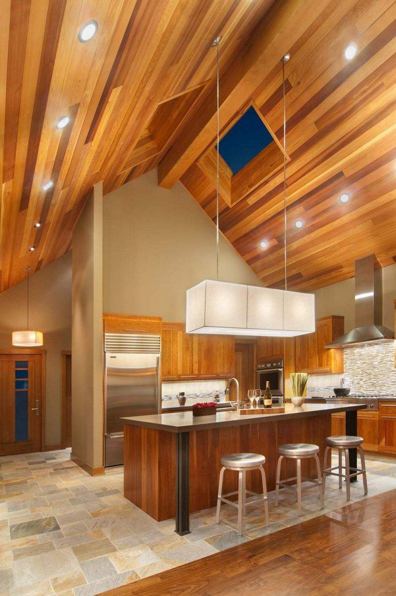 Кухня в готическом стиле (3)