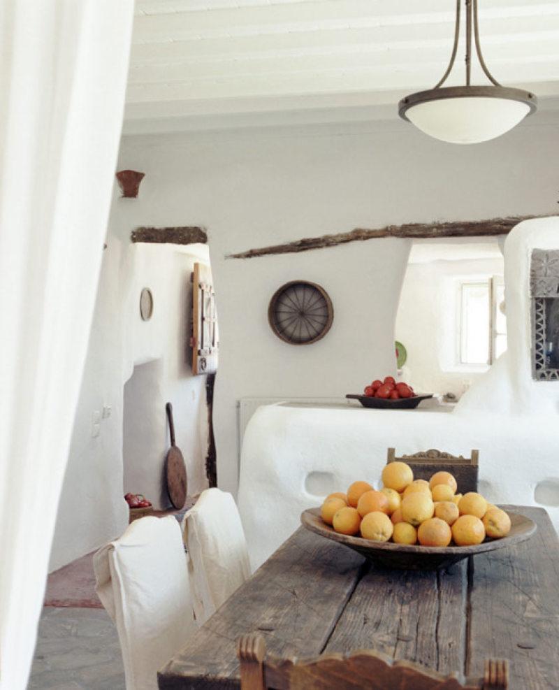 Кухня в греческом стиле (21)