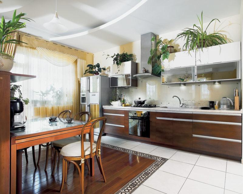 Кухня в греческом стиле (4)