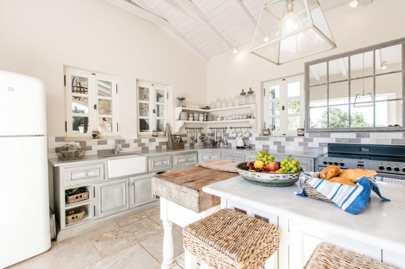 Кухня в греческом стиле (7)