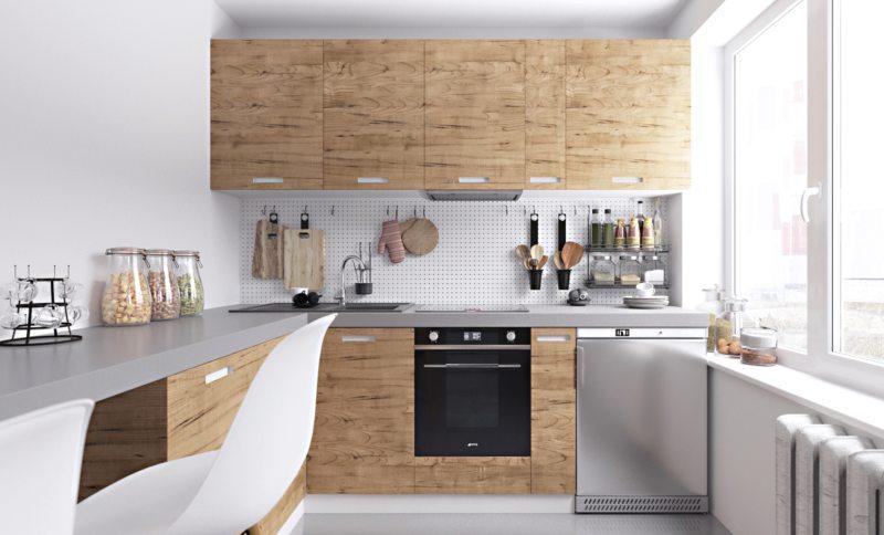 Кухня в стиле эклектика (30)