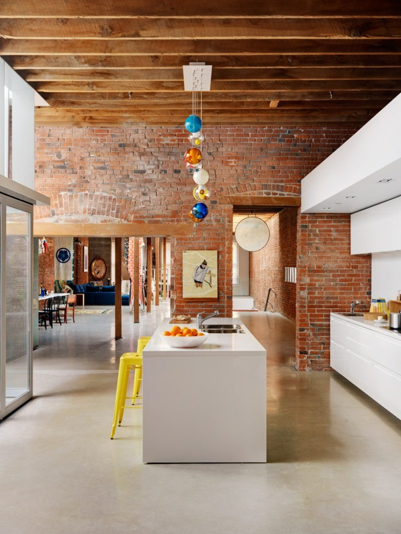 Кухня в стиле эклектика (36)