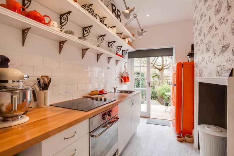 Кухня в стиле эклектика (53)