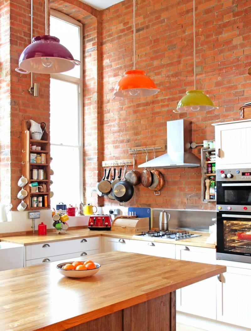 Кухня в стиле эклектика (55)