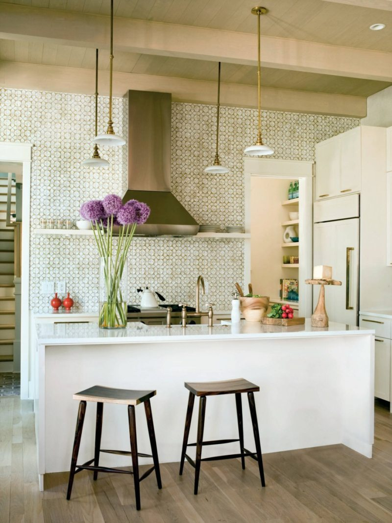 Кухня в стиле эклектика (62)