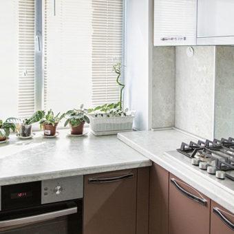 Кухонная столешница: 50 фото идей современного дизайна