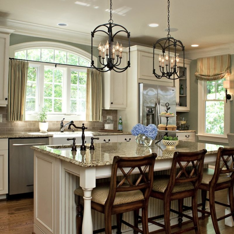 Lighting in the kitchen (02)