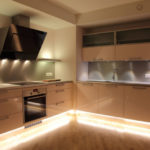 Lighting in the kitchen (38)