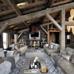Living in a chalet-style (9)