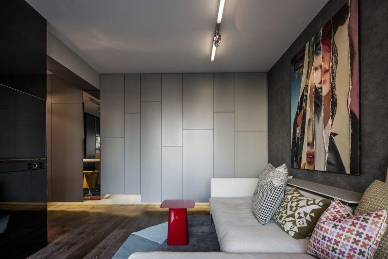 Living room 16 m2 (13)