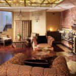 Living room 16 m2 (14)