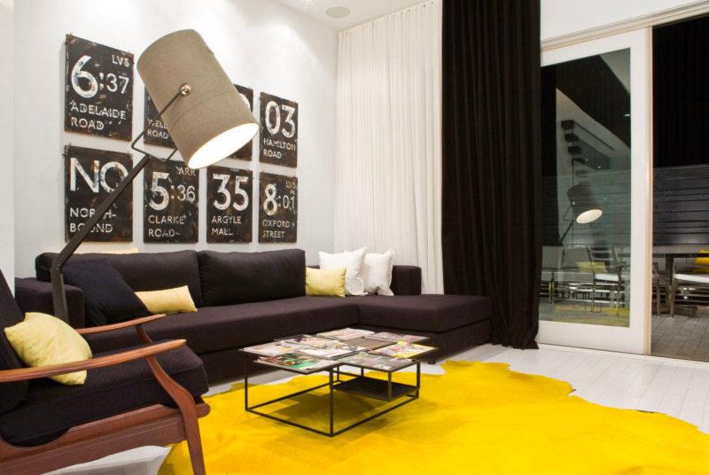 Living room 16 m2 (18)