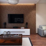 Living room 16 m2 (4)