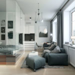 Living room 16 m2 (8)