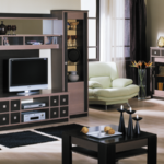 Office furniture for the living room (01)