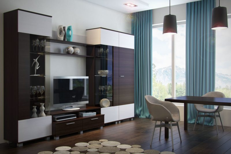 Office furniture for the living room (13)
