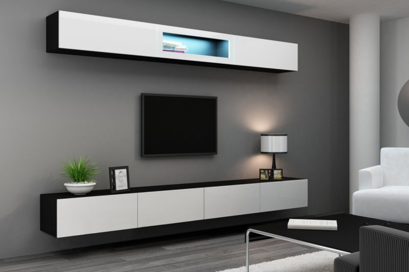 Office furniture for the living room (17)