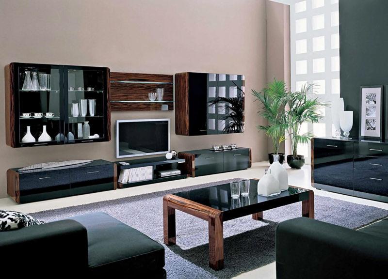 корпусная мебель для гостиной какую выбрать обзор новинок 2017