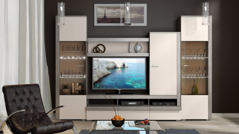 Office furniture for the living room (7)