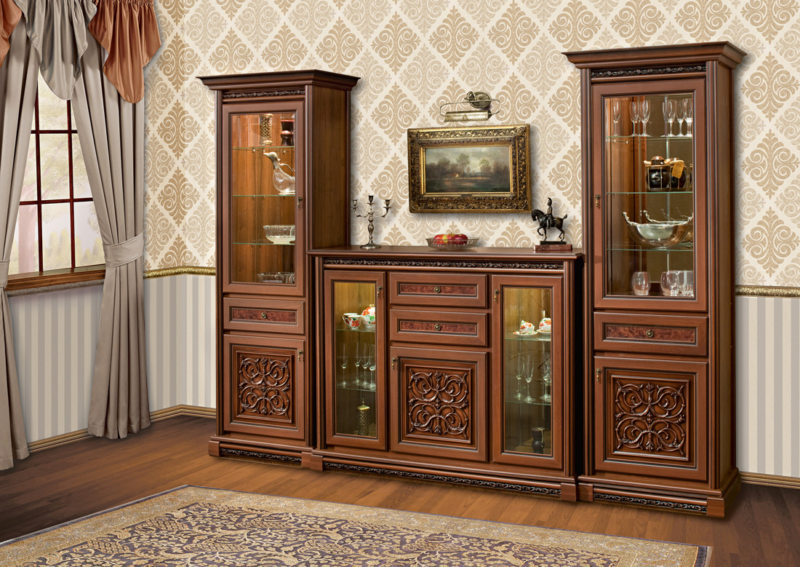 Office furniture for the living room (9)