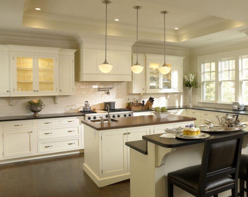 Освещение на кухне (11)