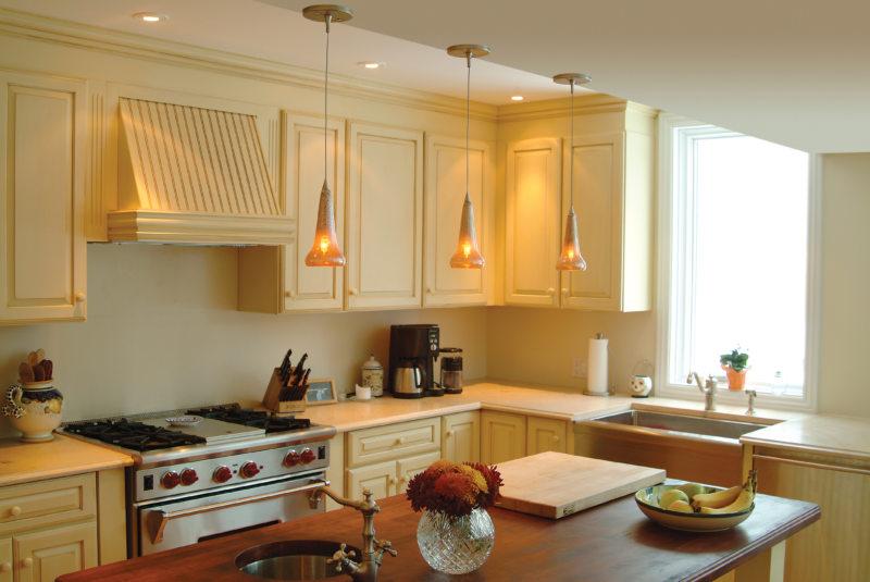 Освещение на кухне (15)