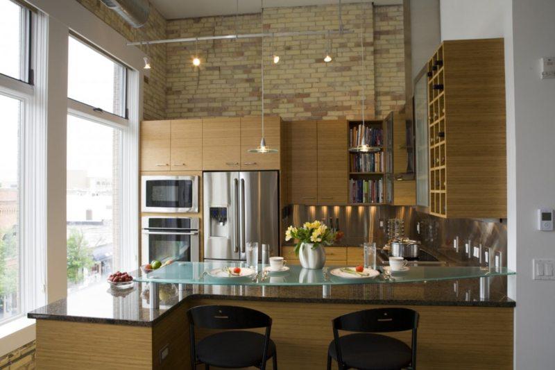 Освещение на кухне (2)
