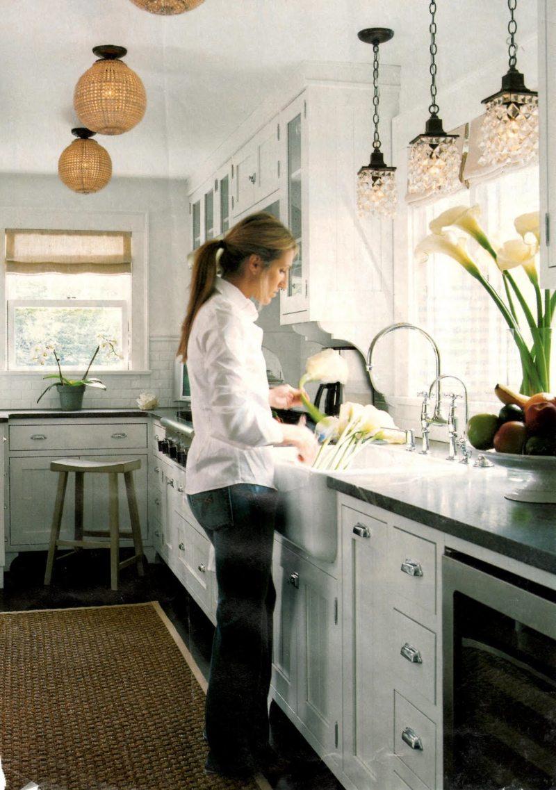 Освещение на кухне (26)
