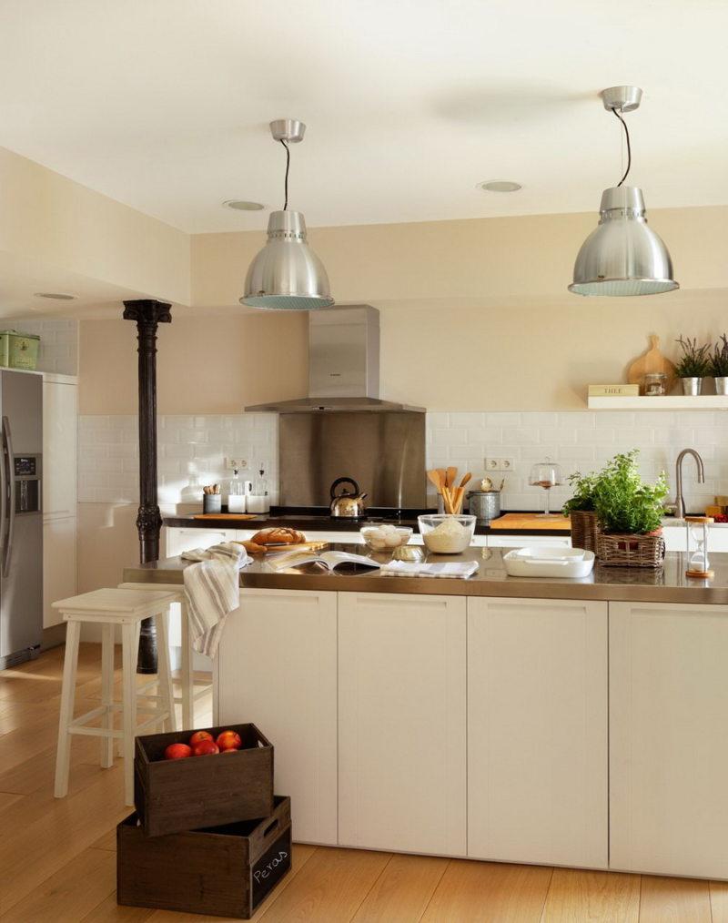 Освещение на кухне (27)