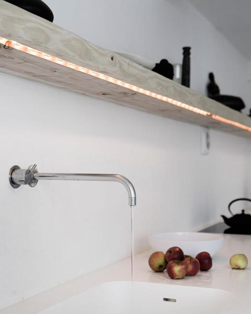 Освещение на кухне (28)