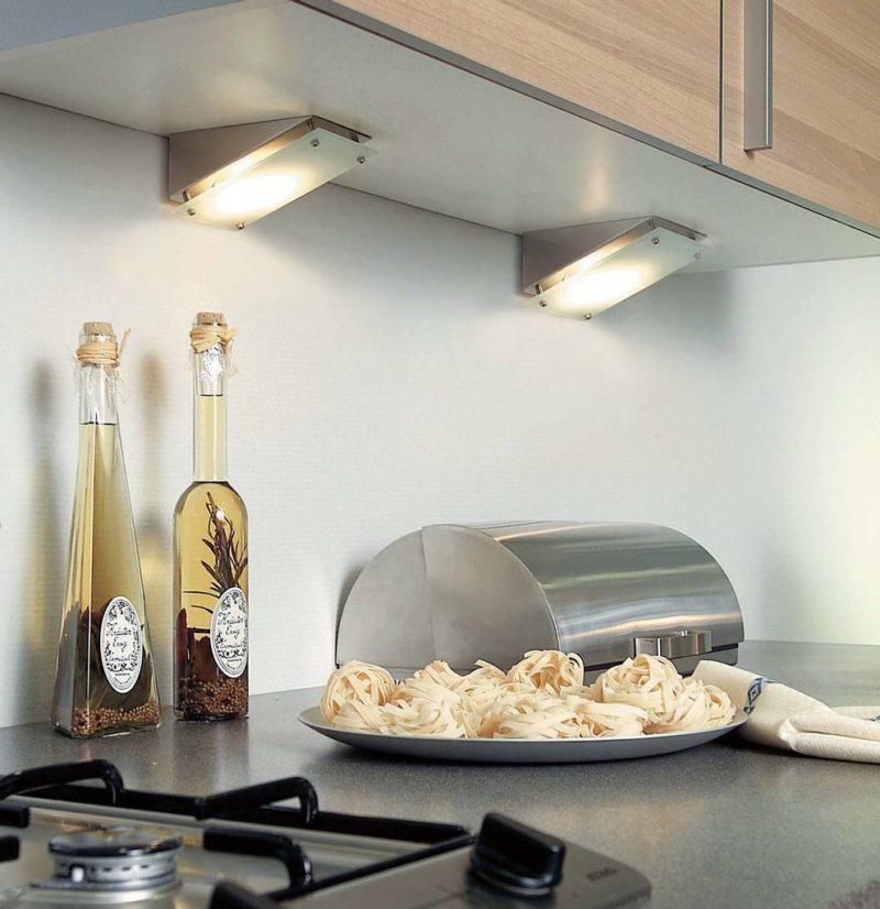 Освещение на кухне 9 (1)
