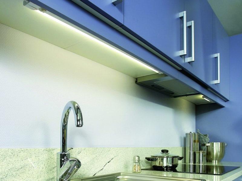 Освещение на кухне 9 (2)