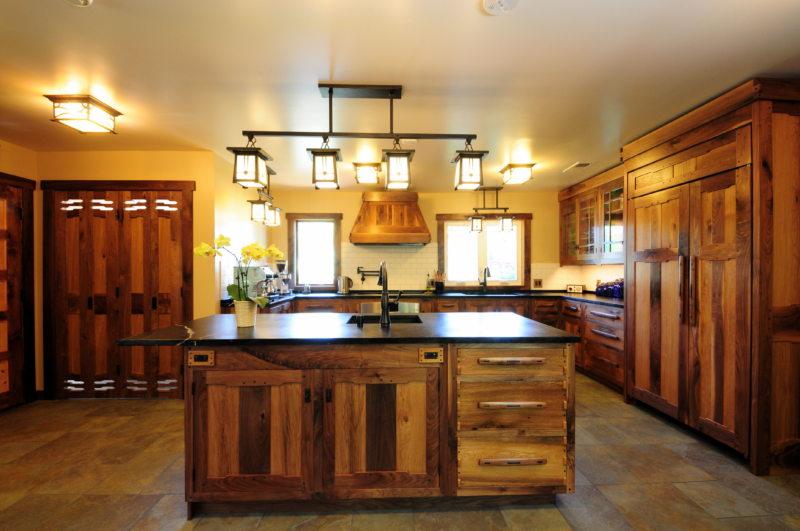 Освещение на кухне (9)
