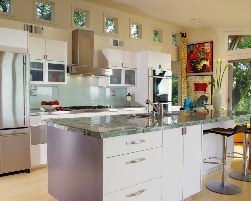 Полуострова» на кухне (1)
