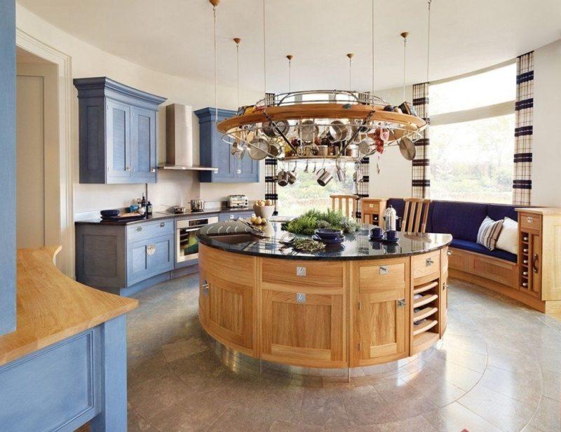 Полуострова» на кухне (3)