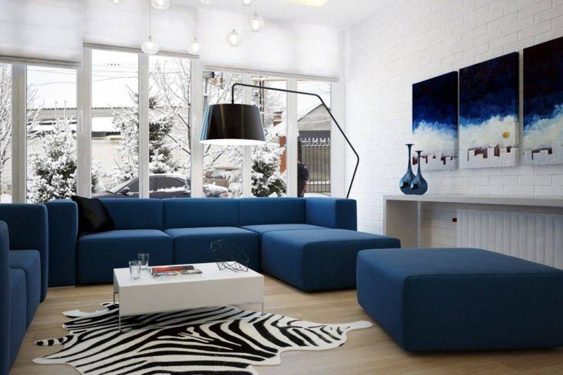 Синяя гостиная (11)