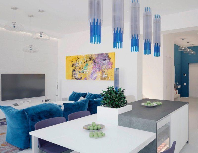 Синяя гостиная (12)