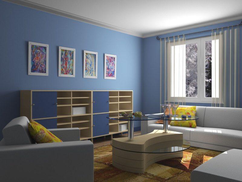 Синяя гостиная (30)
