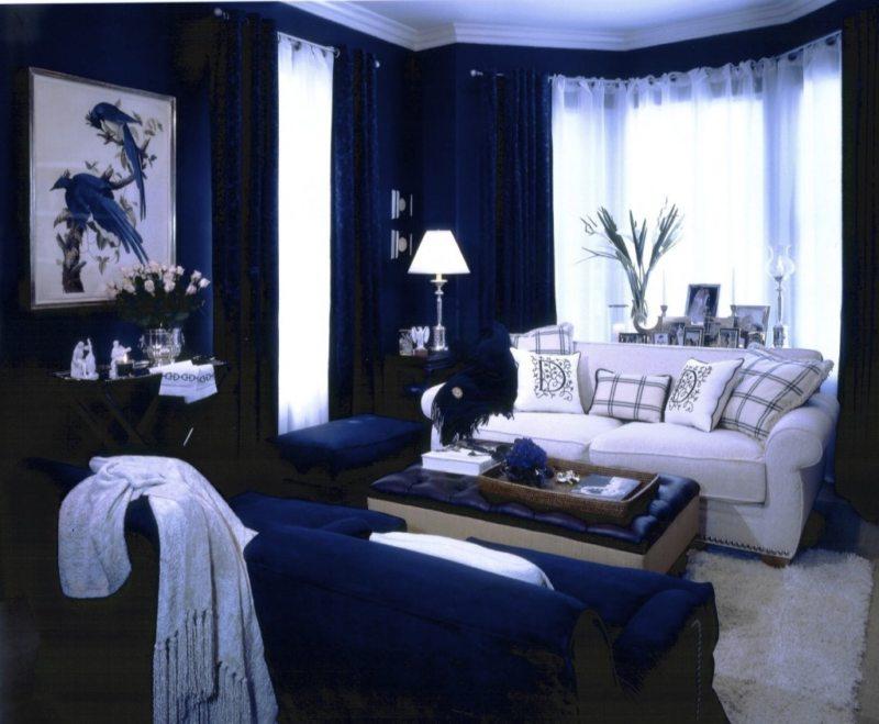 Синяя гостиная (36)