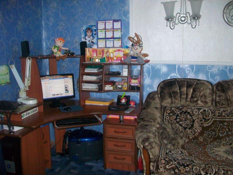 Синяя гостиная (5)