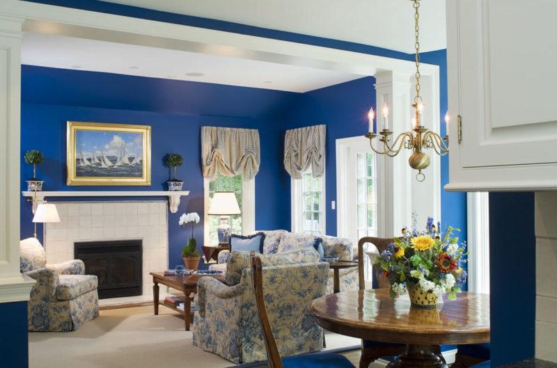 Синяя гостиная (50)