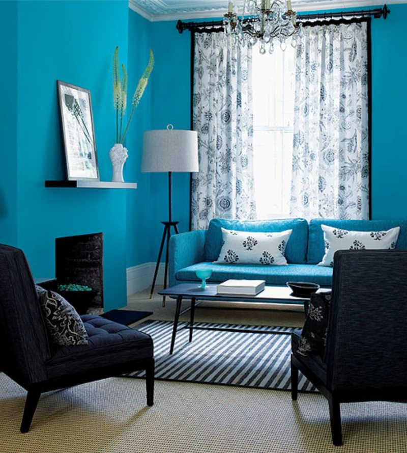 Синяя гостиная (6)