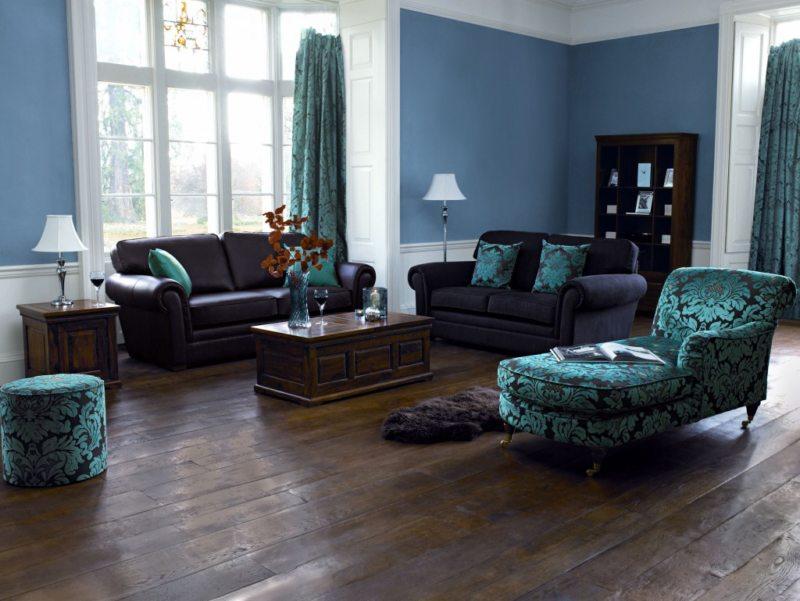 Синяя гостиная (7)