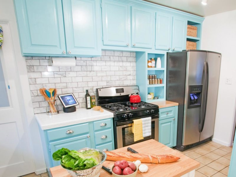 Стены на кухне (1)