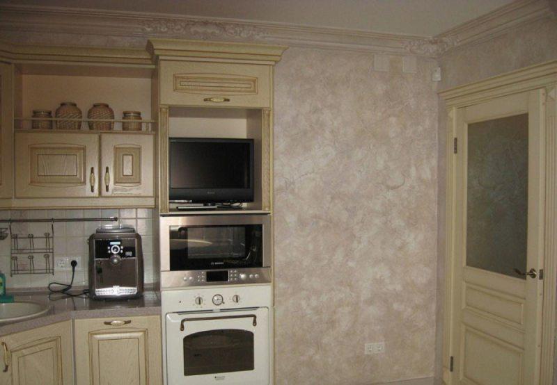 Стены на кухне (17)