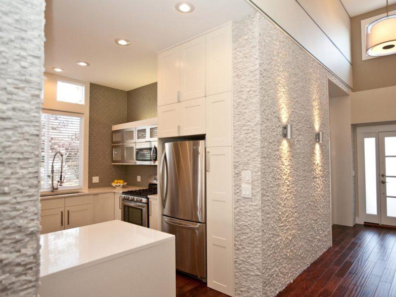 Стены на кухне (2)