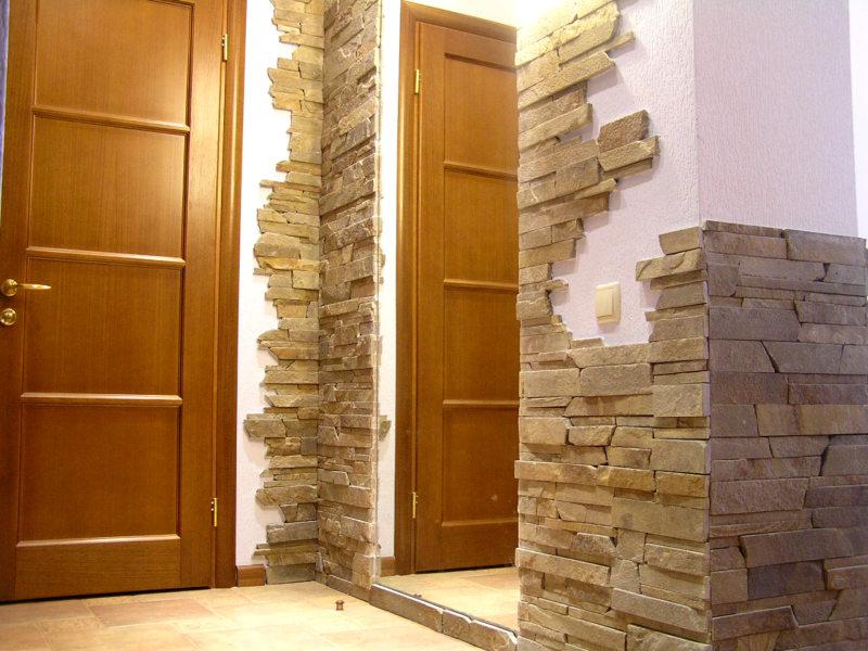 Стены на кухне (9)