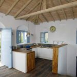 The kitchen in Greek style (3)
